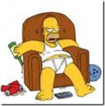 Homer a pezzi